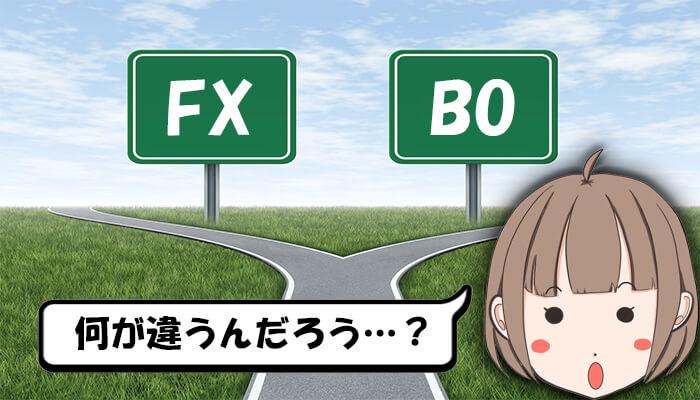 FXとの違い